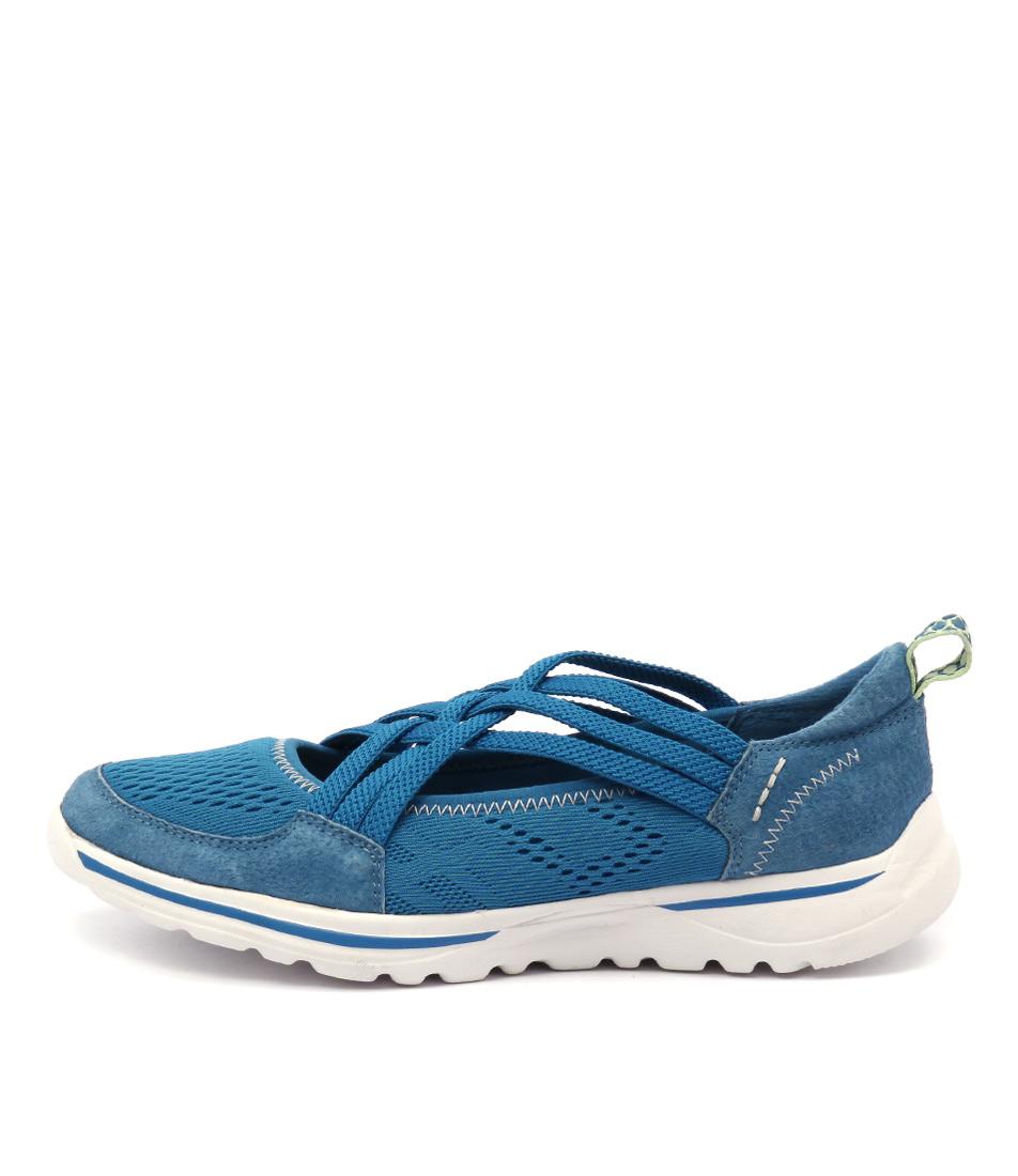 Planet Keera Pl Blue Shoes