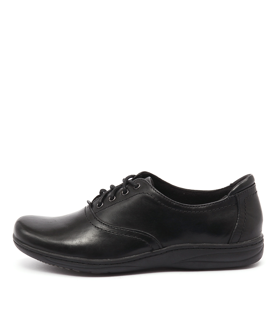Buy Planet Reggie Black Flats online with free shipping