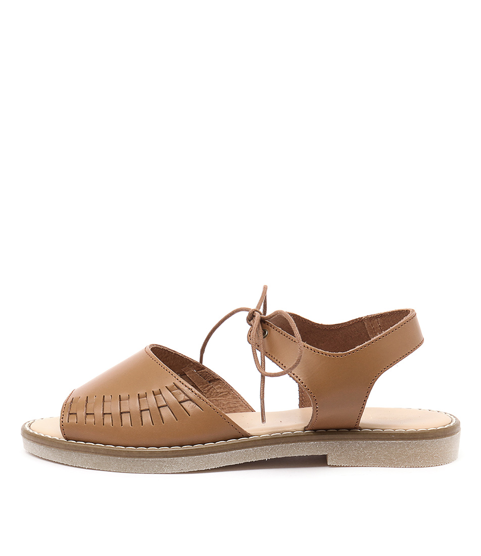 Planet Gisela Pl Cuoio Sandals