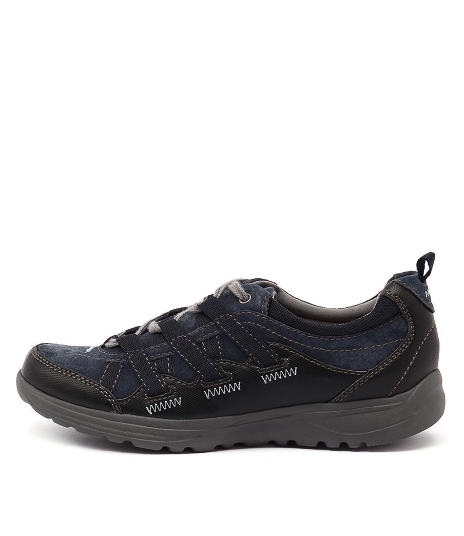 Planet Kazz Pl Navy Sneakers