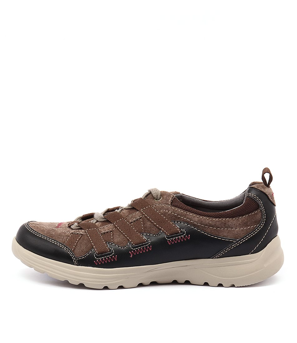 Planet Kazz Pl Brown Sneakers