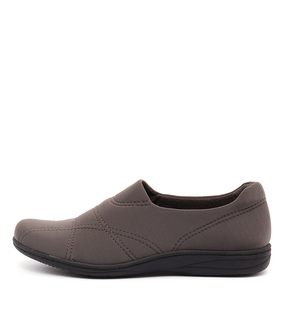 Planet Rema Pl Grey Casual Flat Shoes