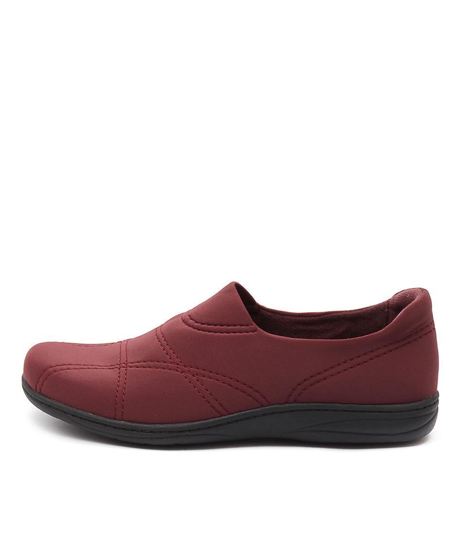 Planet Rema Pl Bordeaux Casual Flat Shoes
