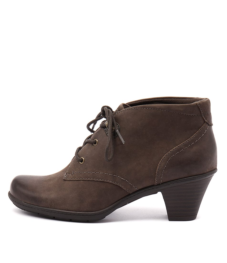 Planet Steam Stone Casual Ankle Boots