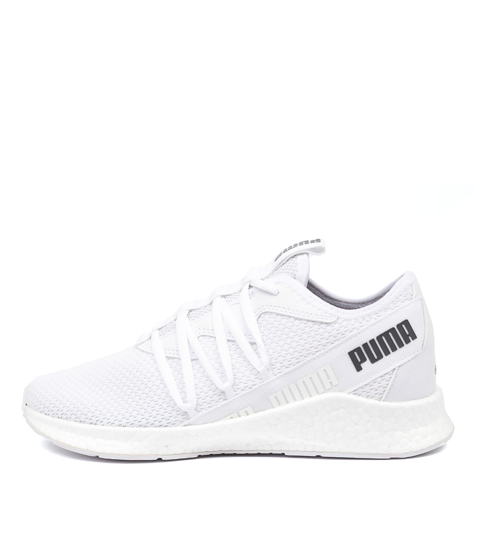 Buy Puma Nrgy Star Pm White Castlerock Sneakers online with free shipping