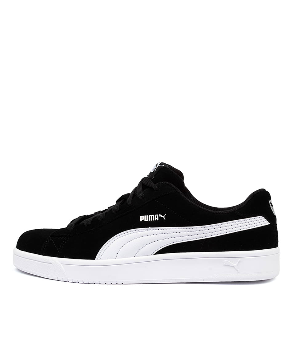 Buy Puma 367366 Court Breakr Derby W Pm White Black Sneakers online with free shipping