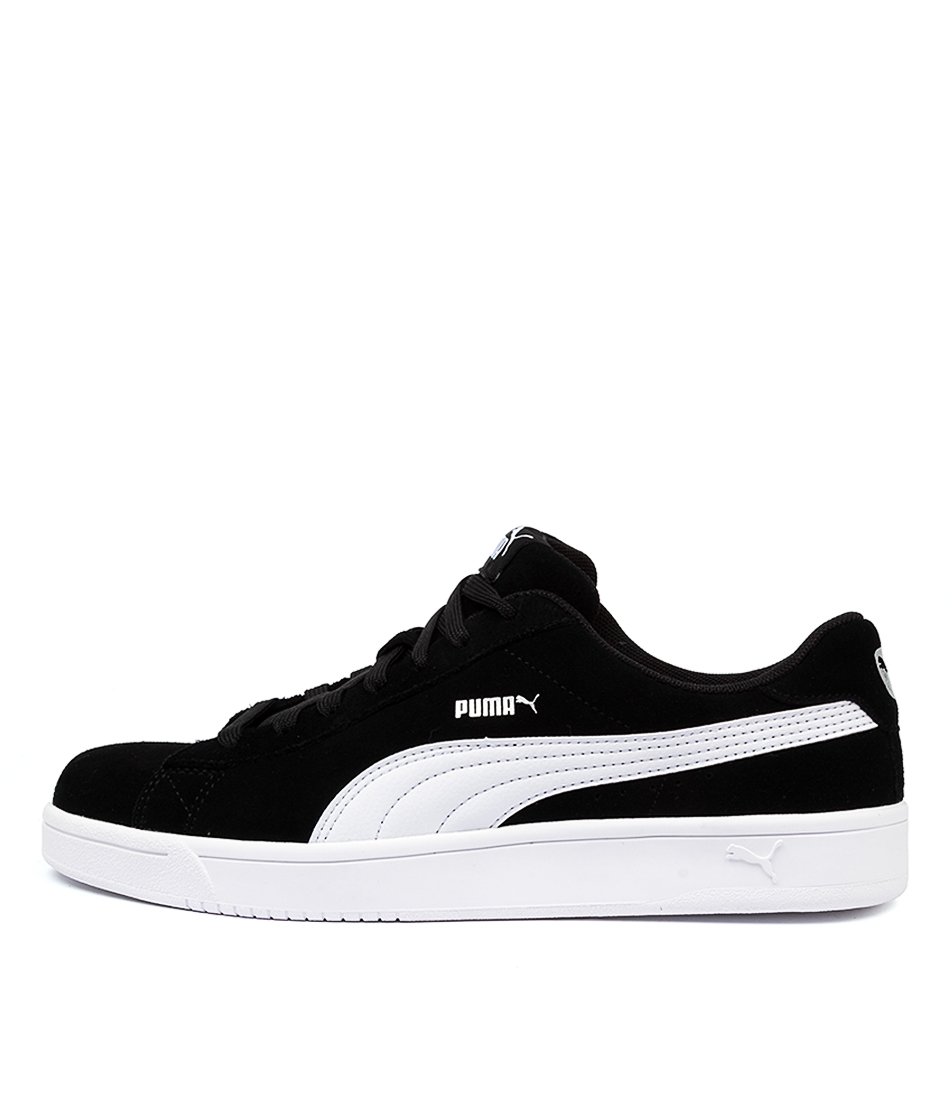 Buy Puma Court Breaker Derby Pm White Black Sneakers online with free shipping