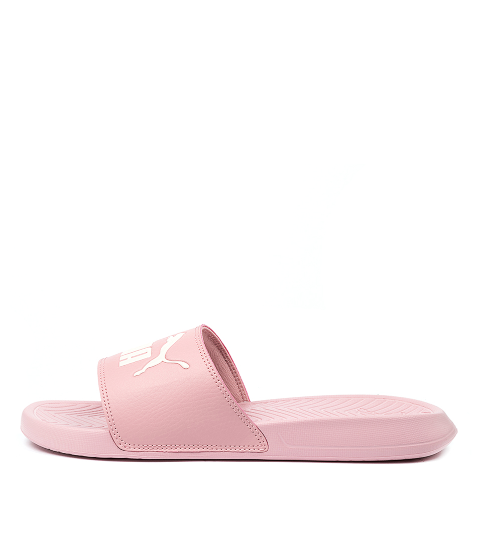 Buy Puma Popcat Pm Rose Parchment Flat Sandals online with free shipping