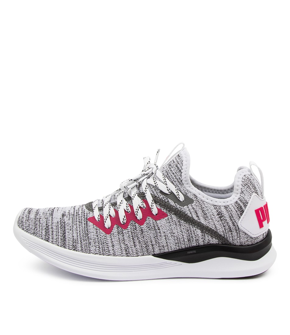 Buy Puma 190511 Ignite Flash Evo Wns Pm White  Sneakers online with free shipping