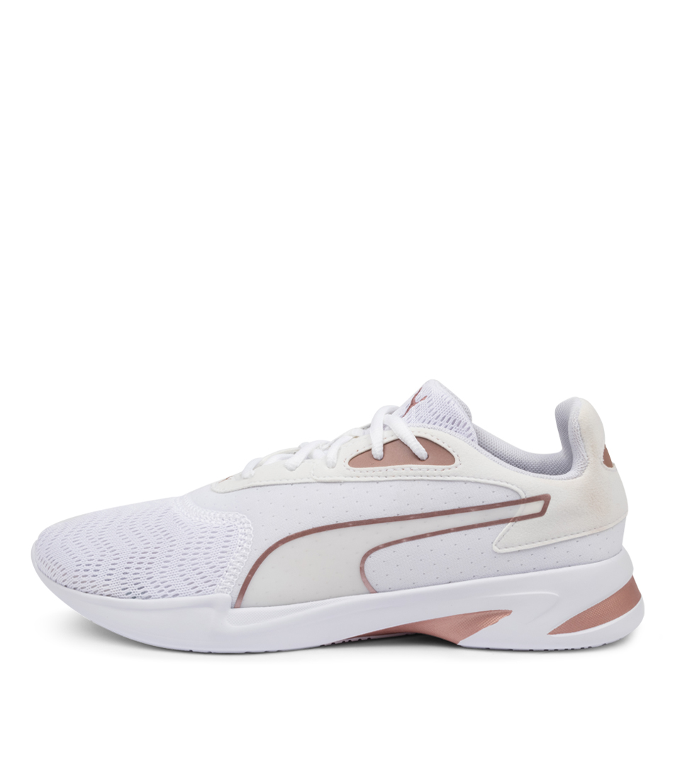 Buy Puma 193135 Jaro Metal Wns Pm White Rose Gold Sneakers online with free shipping