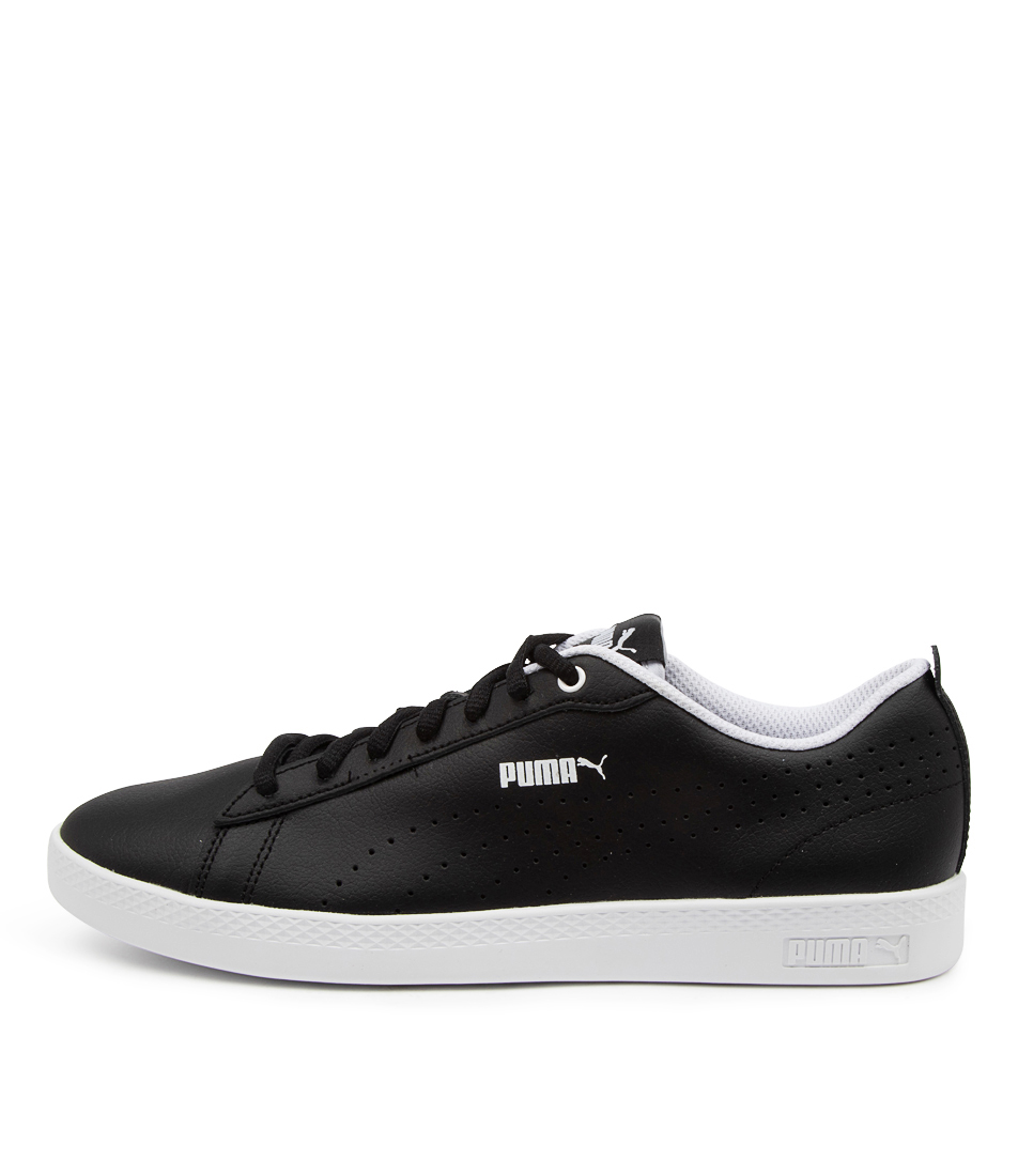 Buy Puma 365216 Smash Wns V2 L Perf Pm Black Sneakers online with free shipping