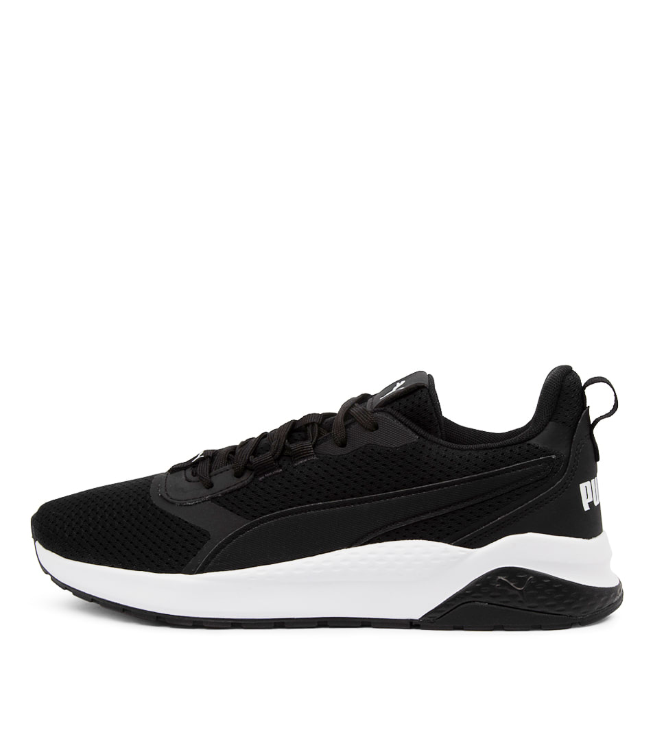Buy Puma 371130 Anzarun Fs Wns Pm Black White Sneakers online with free shipping