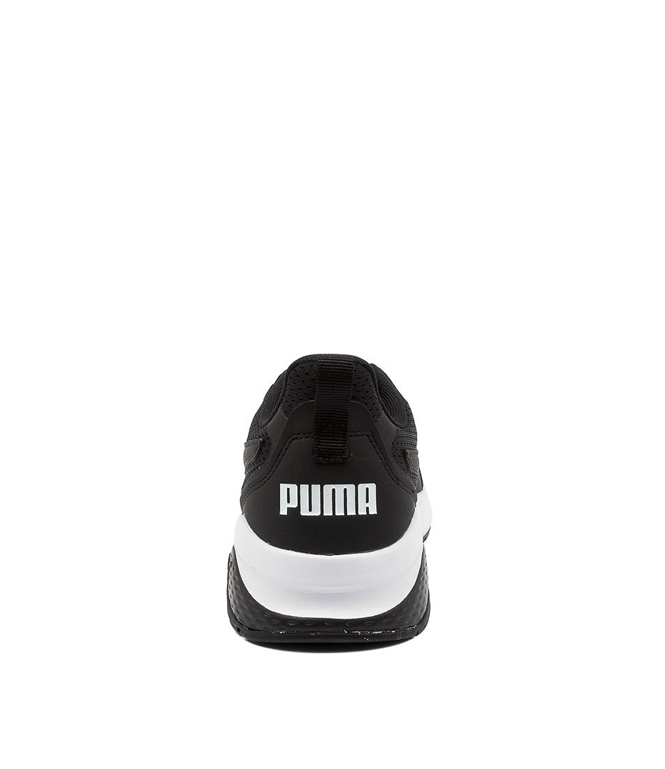 thumbnail 3 - New Puma Anzarun Peacoat Red Mens Shoes Active Sneakers Active