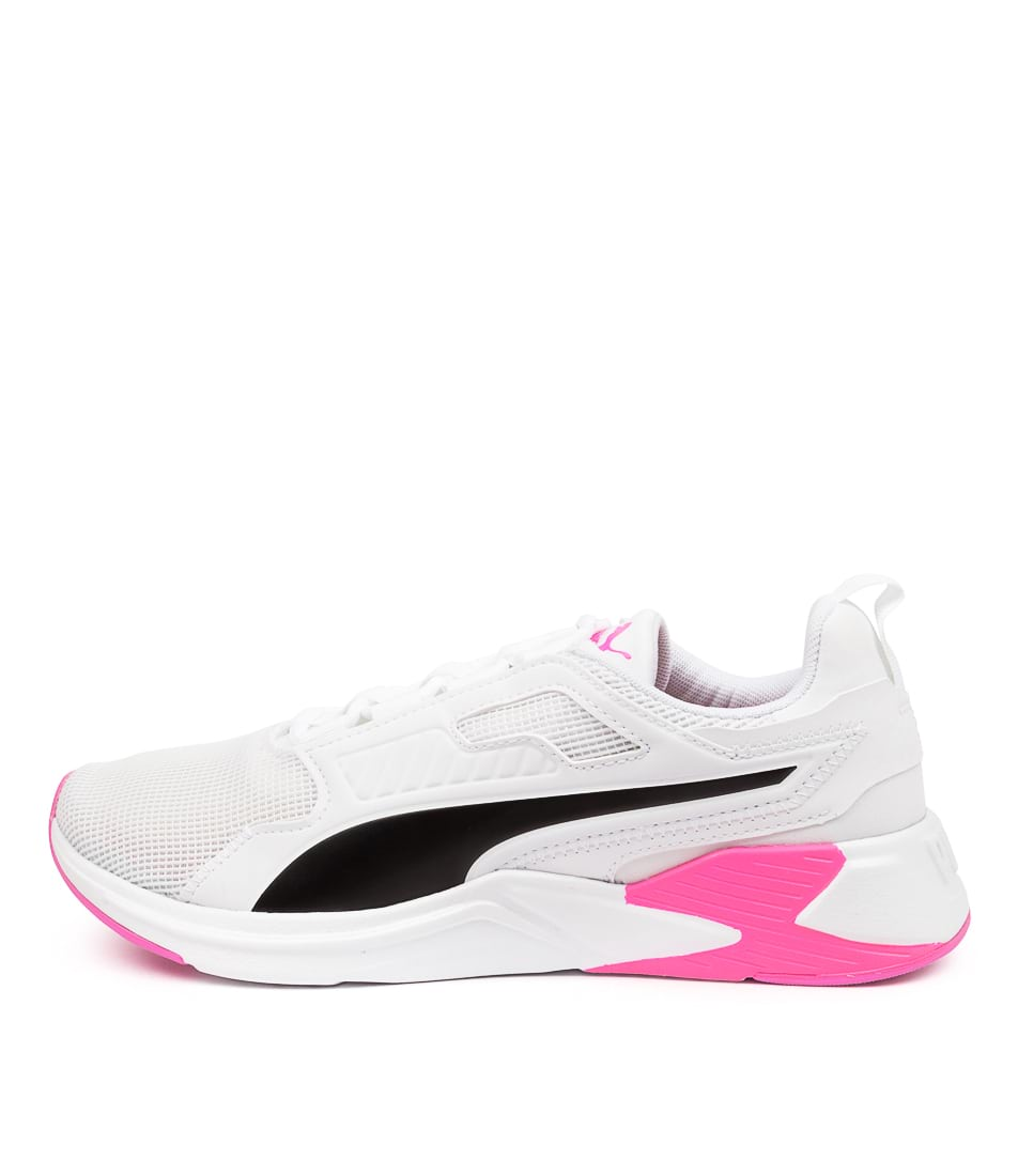 Buy Puma 193744 Disperse Xt Pm White Pink Sneakers online with free shipping