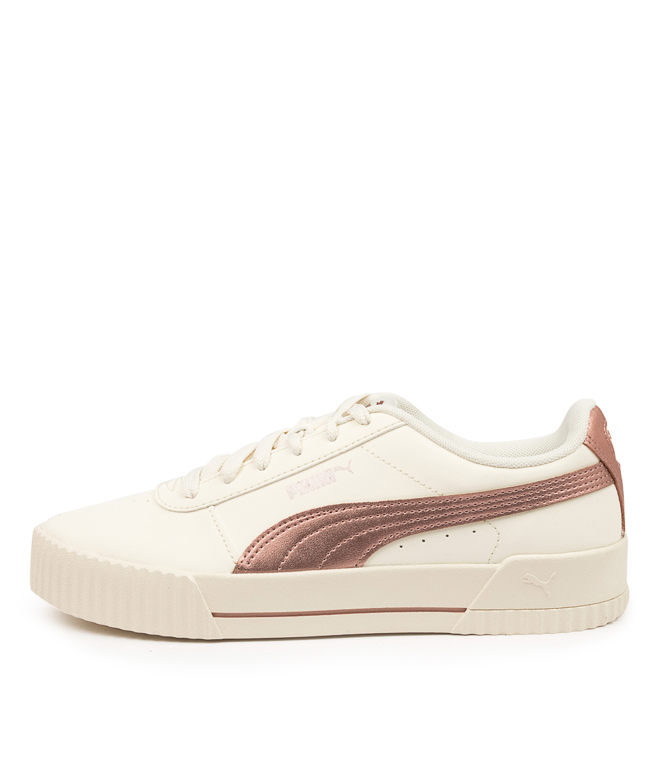 Buy Puma 373229 Carina Meta20 Pm White Rose Sneakers online with free shipping