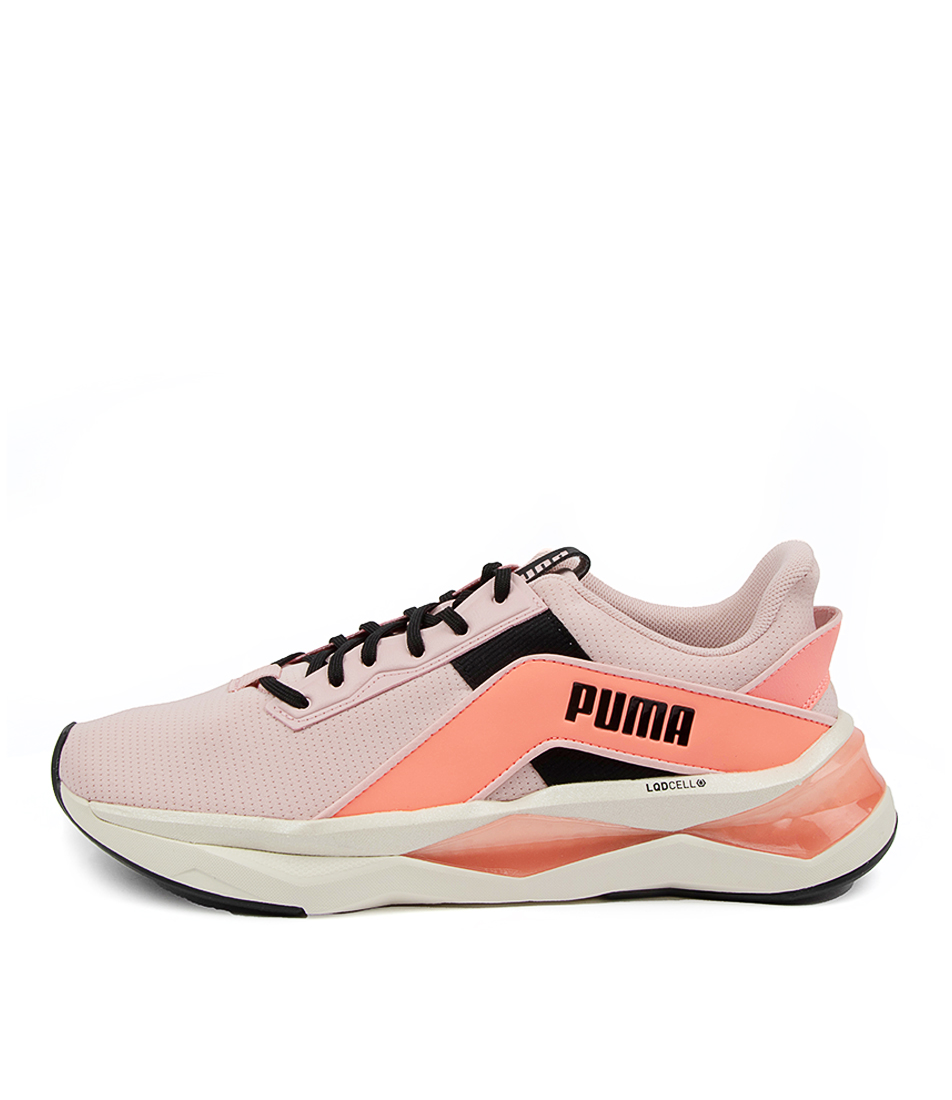 Buy Puma 193725 Lqdcell Shxtge Pearl Pm Black Peachskin Peach Sneakers online with free shipping