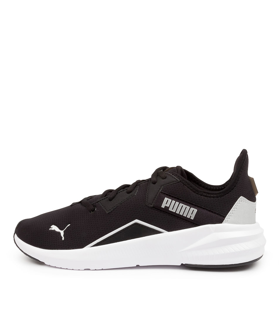Buy Puma 193751 Platinum Pm Black White Silver Sneakers online with free shipping
