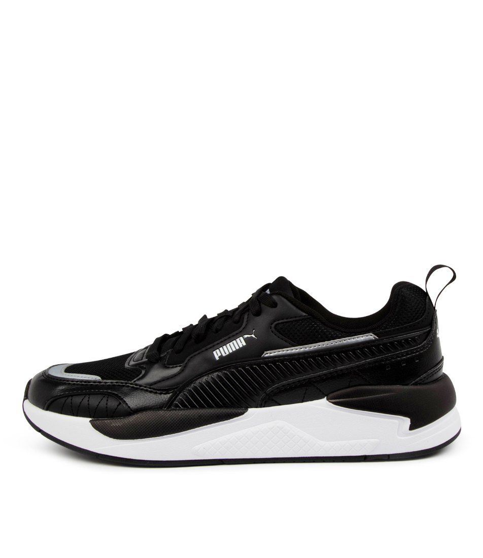 Buy Puma 373108 X Ray 2 Square Pm Black White Sneakers online with free shipping