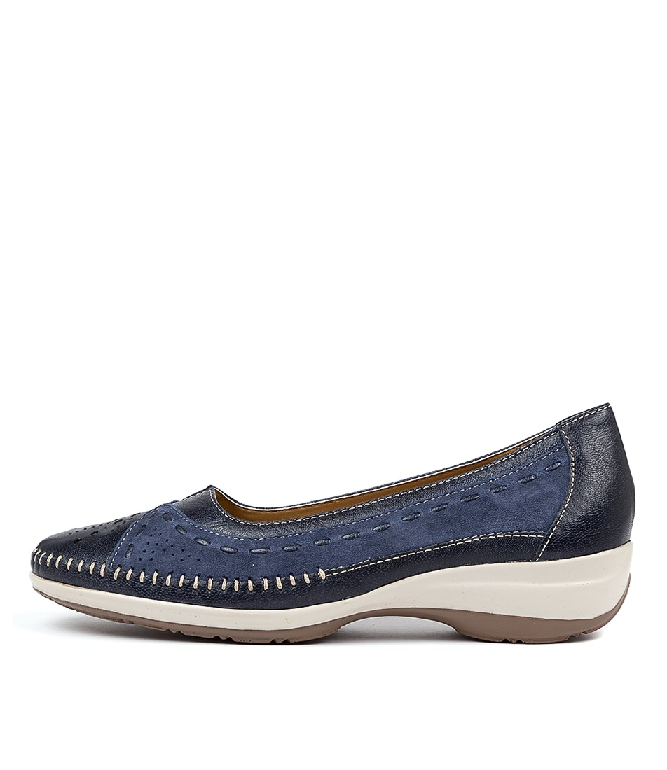 Buy Portland Rhea Pp Midnight Flats online with free shipping