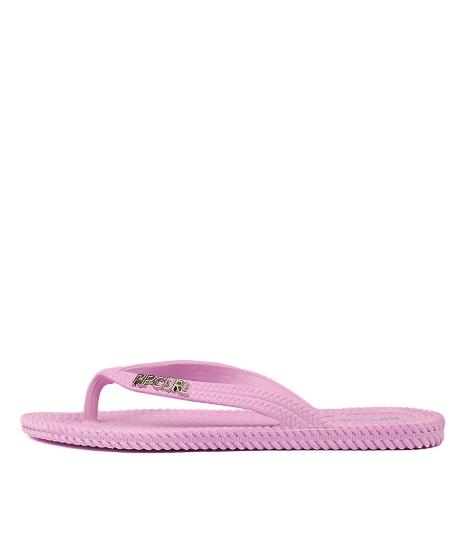 Ripcurl Festival Solid Light Pink Sandals