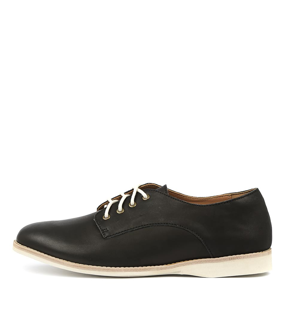 Buy Rollie Derby Rl Black Flats online with free shipping