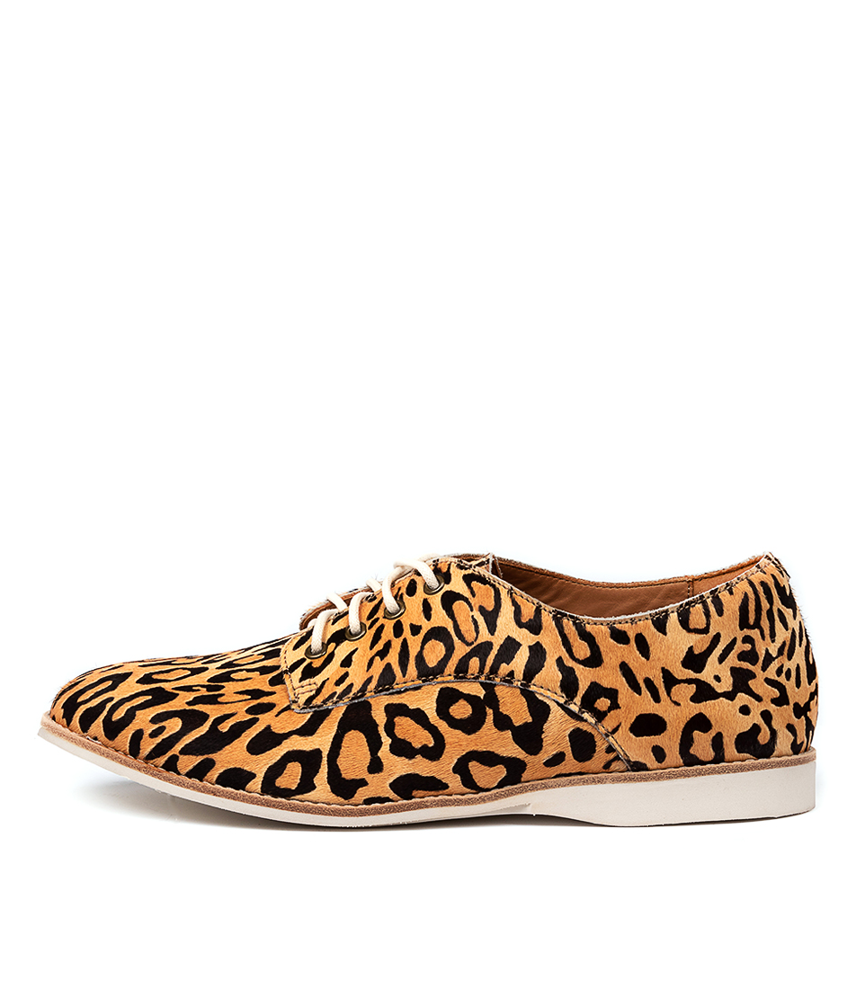 Buy Rollie Derby Rl Pony Leopard Flats online with free shipping