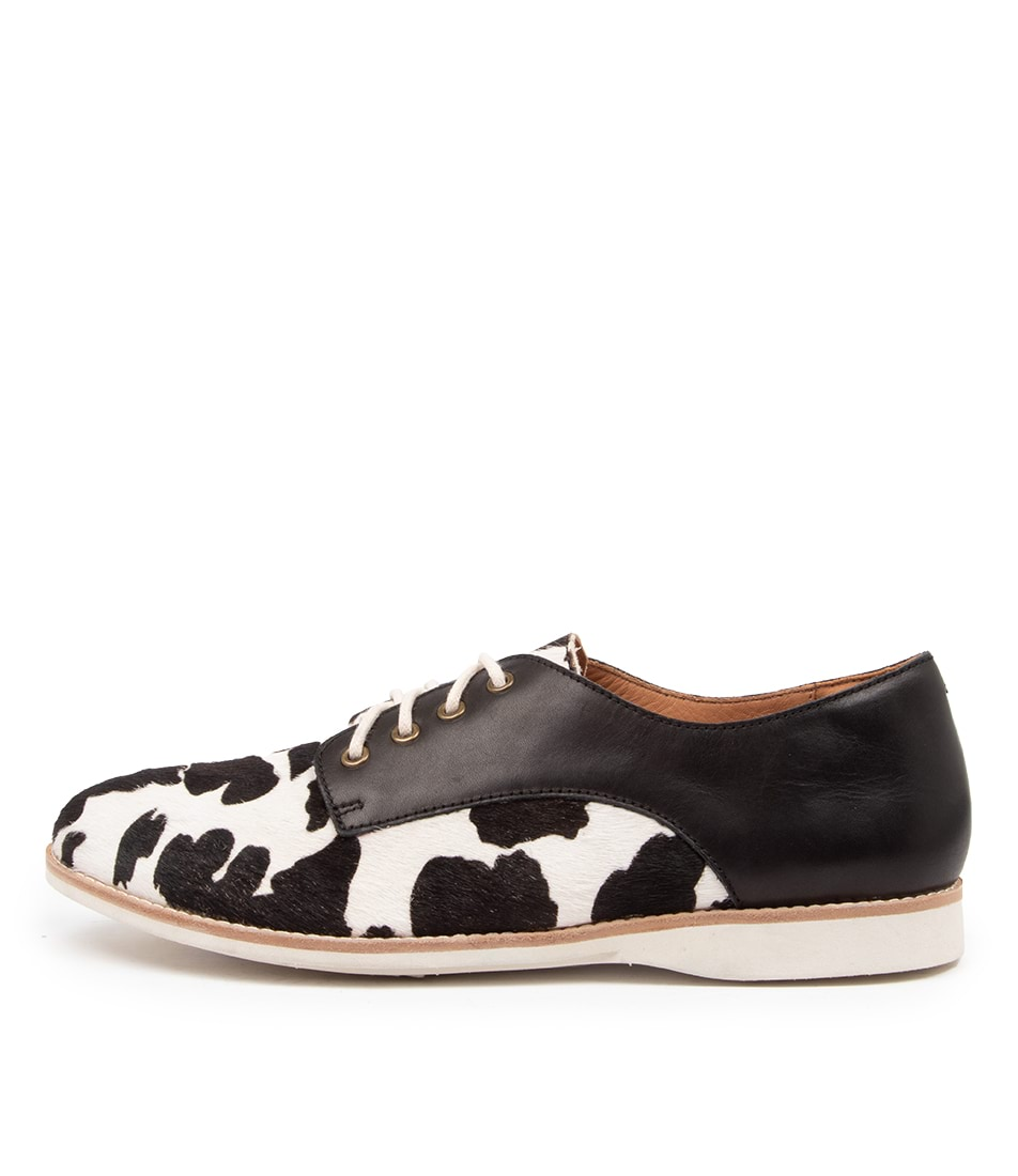 Buy Rollie Derby Rl Pony Cow Hide Flats online with free shipping