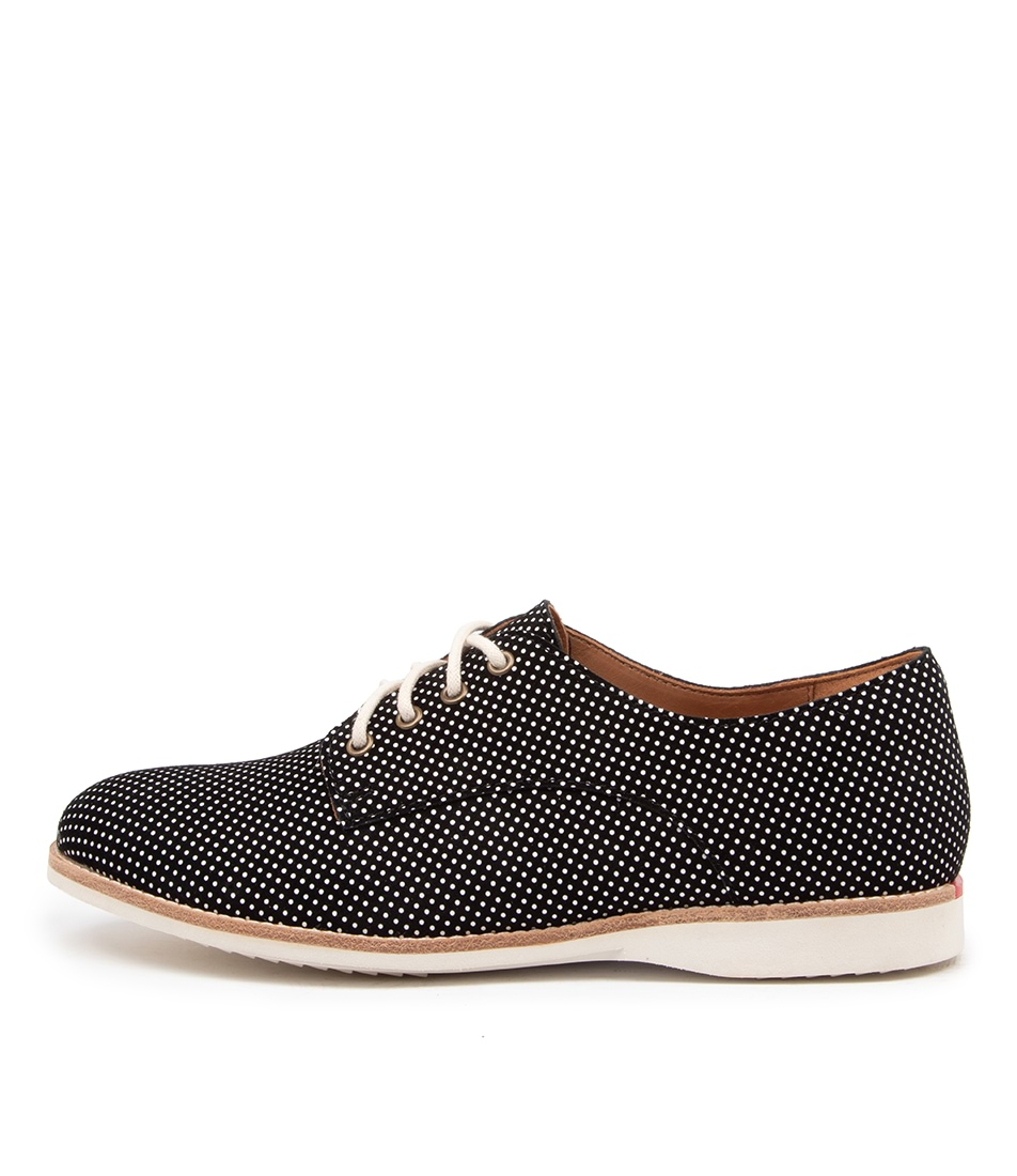 Buy Rollie Derby Rl Print Black Dream Flats online with free shipping