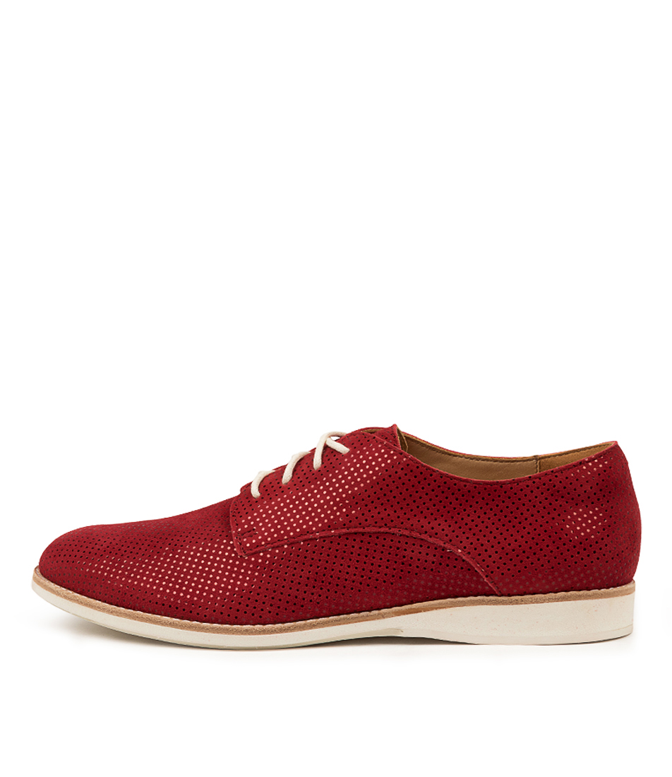 Buy Rollie Derby Rl Print Red Dream Flats online with free shipping