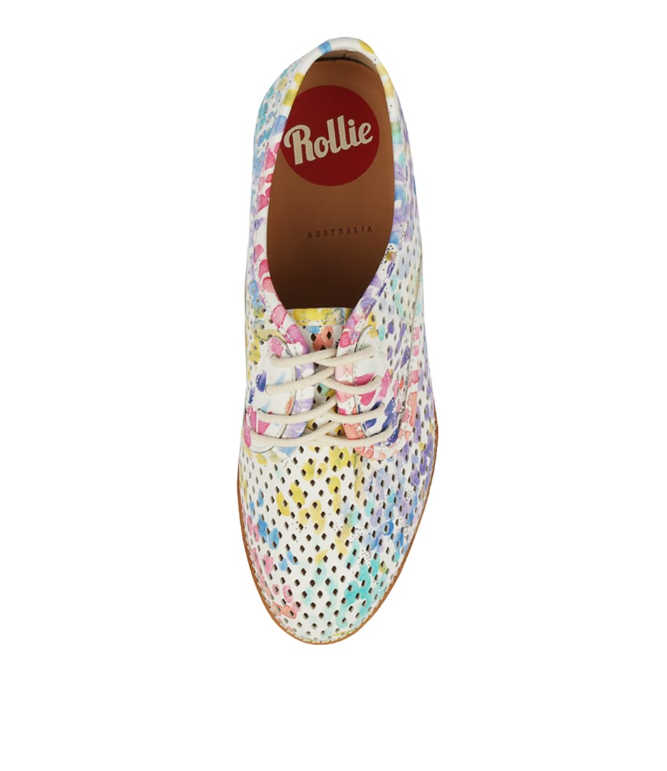 New Rollie Derby Punch X Womens shoes Casual shoes Flat Flat Flat 262c5e