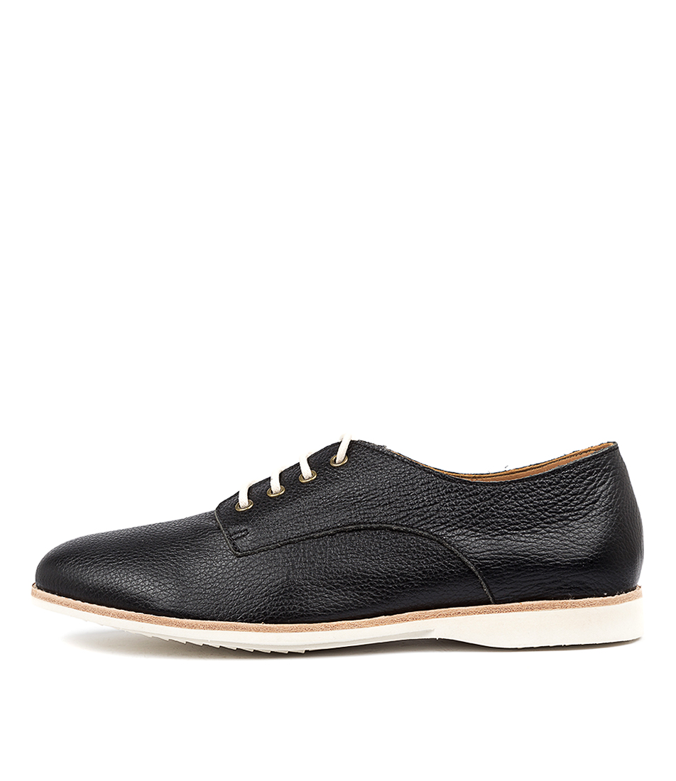 Buy Rollie Derby Unlined Black Flats online with free shipping