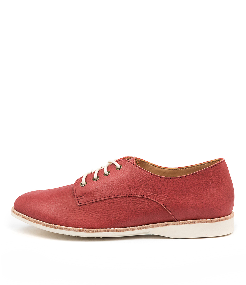 Buy Rollie Derby Unlined Red Flats online with free shipping