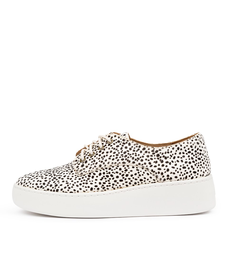 Buy Rollie Derby City Pony Snow Leopard Sneakers online with free shipping