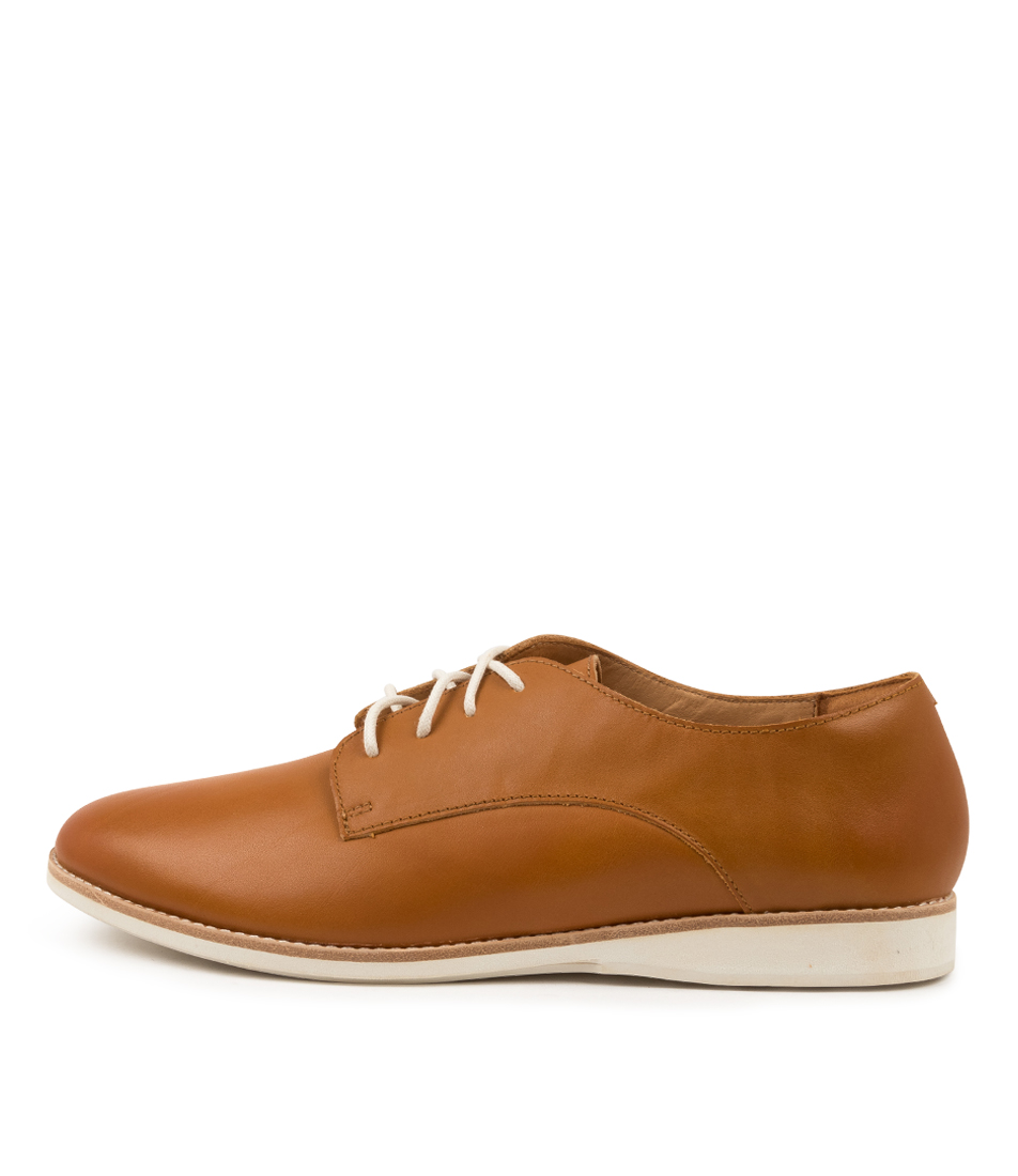 Buy Rollie Derby 3.0 Rl Cognac Flats online with free shipping