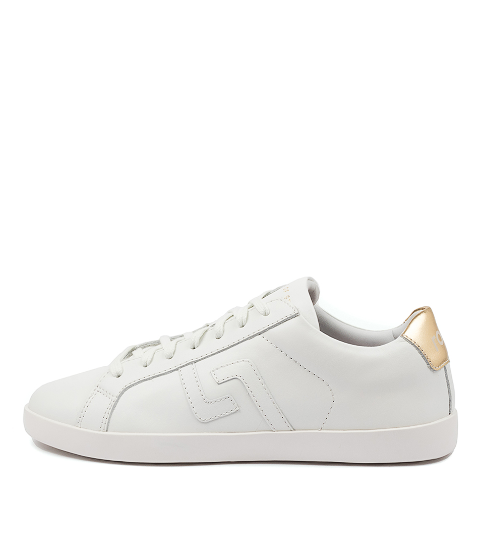 Buy Rollie Prime Rl White Gold Sneakers online with free shipping