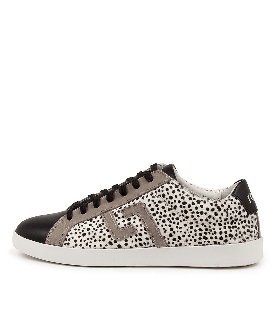 Buy Rollie Prime Pony Rl Snow Leopard Sneakers online with free shipping