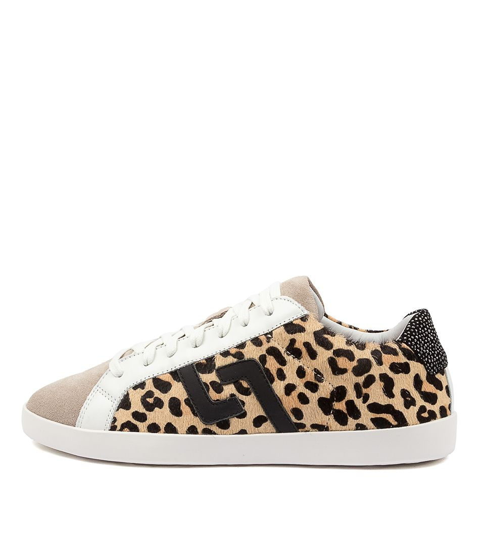 Buy Rollie Prime Pony Rl Leopard Clash Sneakers online with free shipping