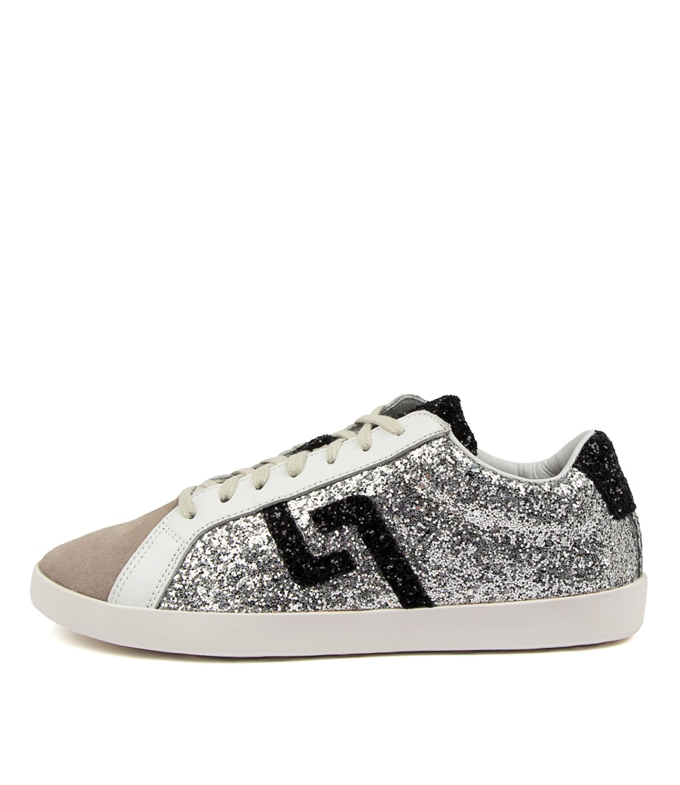 Buy Rollie Prime 54 Silver Sneakers online with free shipping
