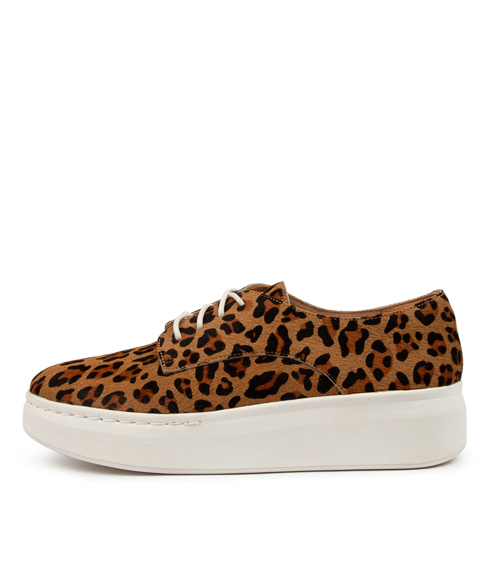 Buy Rollie Derby City I Rl New Leopard Sneakers online with free shipping