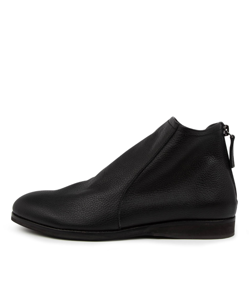 Buy Rollie Aura Rl All Black Ankle Boots online with free shipping