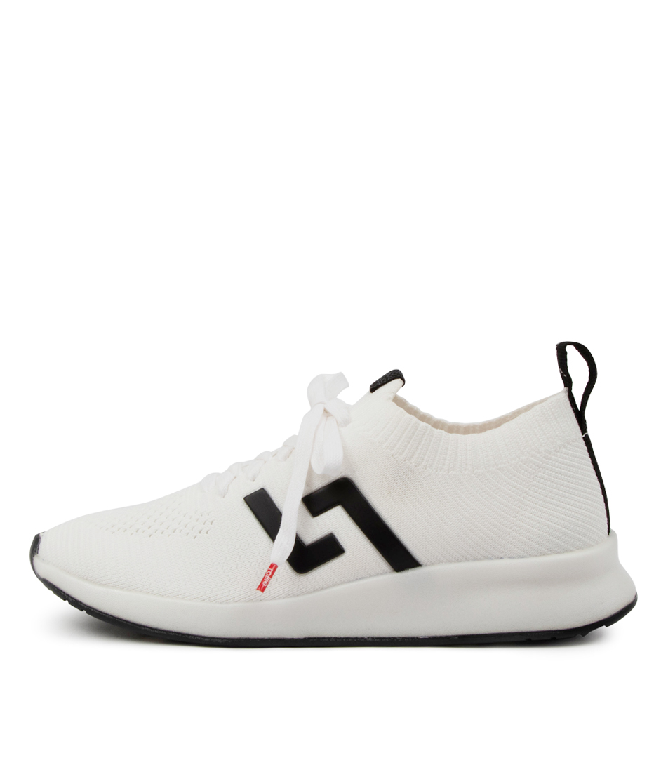 Buy Rollie Bolt Rl White Sneakers online with free shipping
