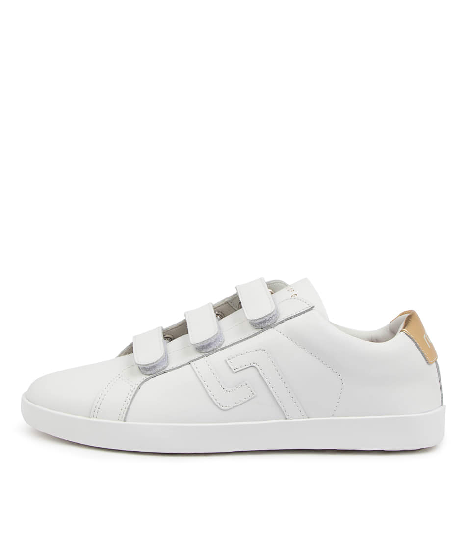 Buy Rollie Prime Loop Rl White Gold Sneakers online with free shipping