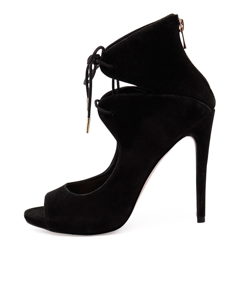 Rmk Sara Rm Black Dress Heeled Shoes