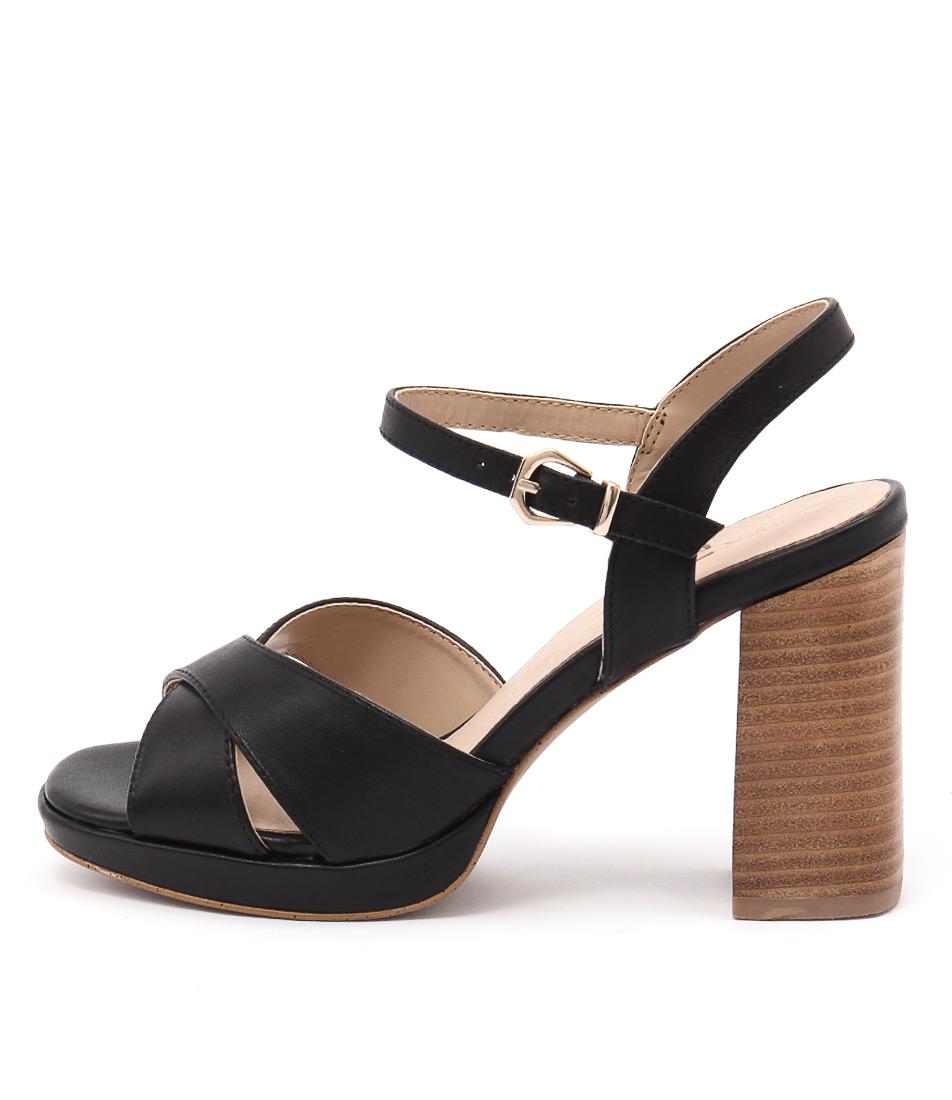 Rmk Brenda Rm Black Sandals