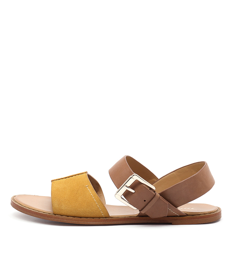 Rmk Maddox Rm Cognac Multi Sandals