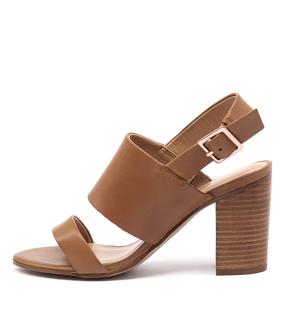 Rmk Renee Rm Tan Heeled Sandals