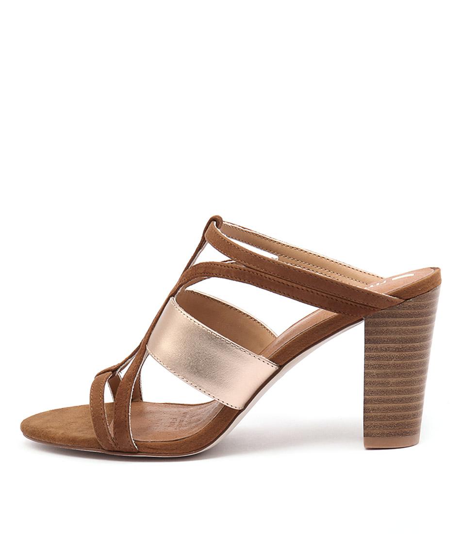 Rmk Sandy Rm Cognac Sandals