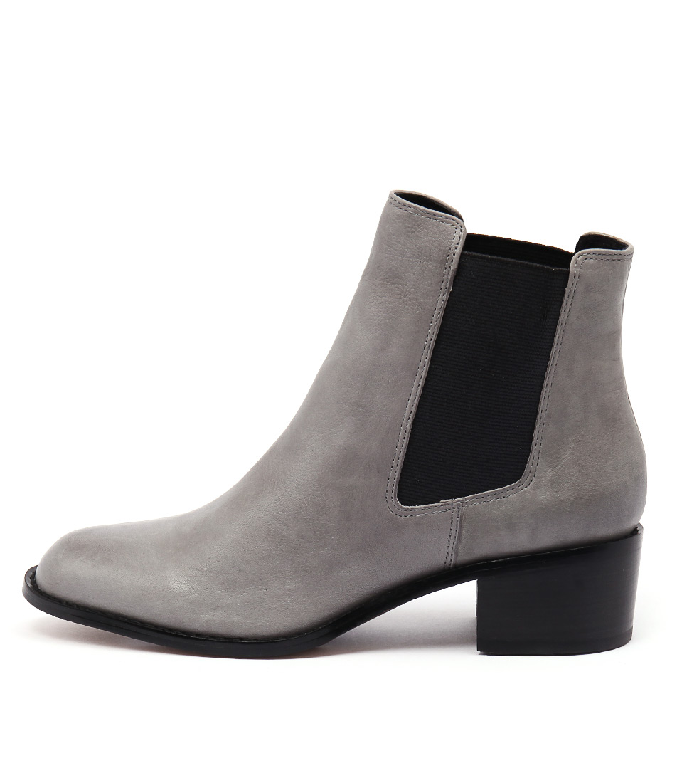 Rmk Neo Slate Grey Casual Ankle Boots