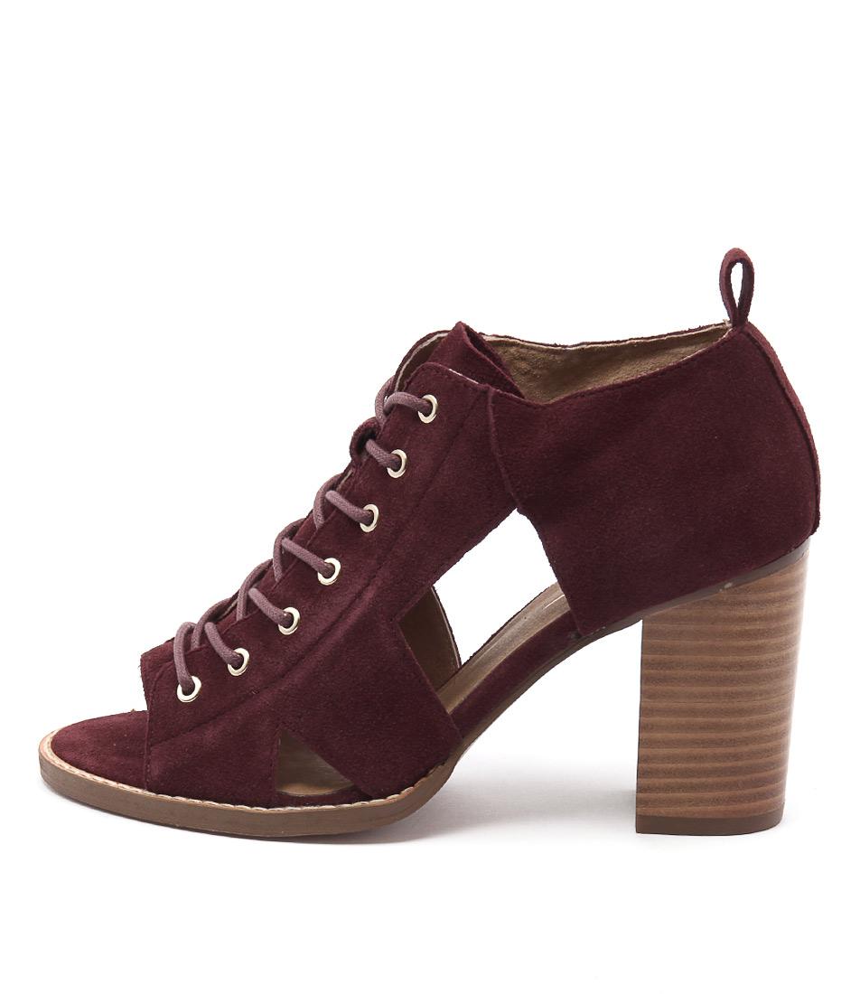 Rmk Calvin Rm Bordeaux Shoes