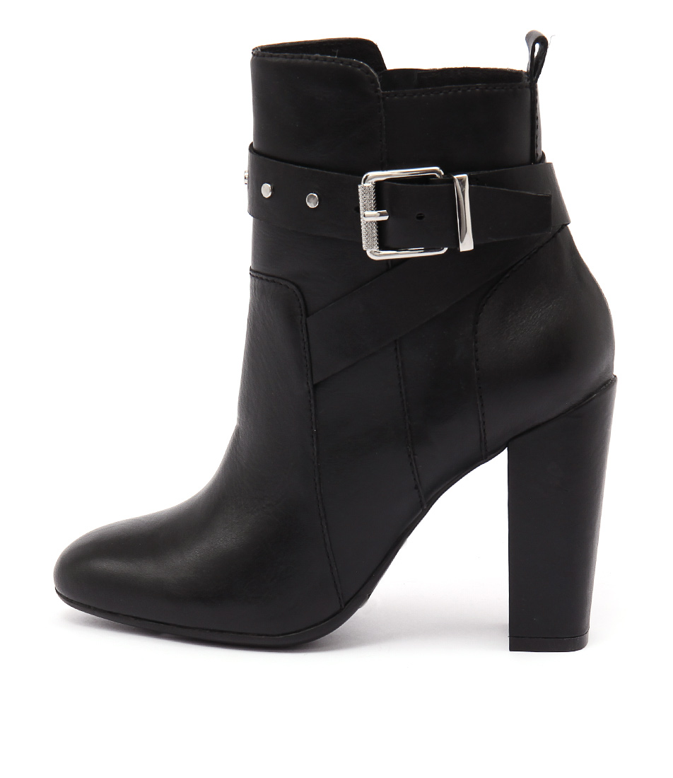 Rmk Balinese Black Casual Ankle Boots
